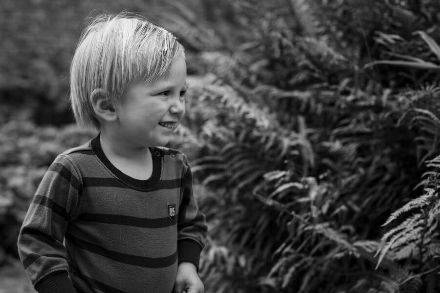 Een goede foto van gezellige kids te Gendt - foto's van het gezin