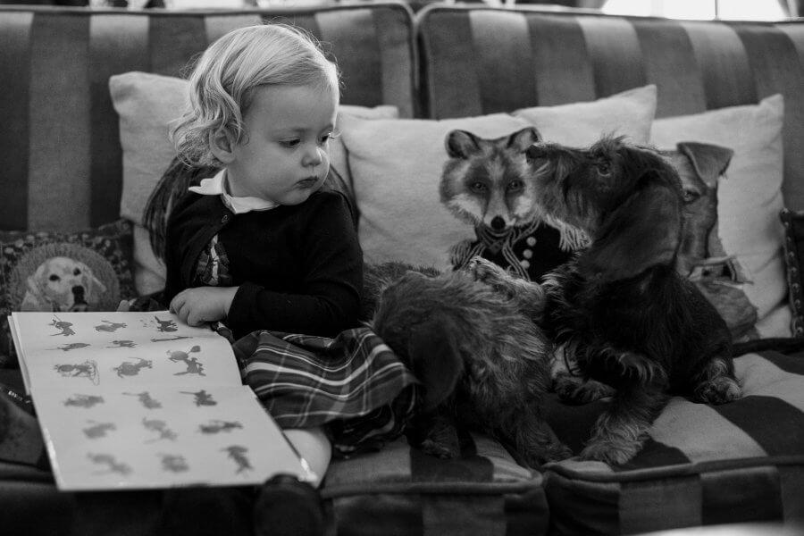Een mooie foto van gezellige kinderen rond Zeist - fotografie je gezin