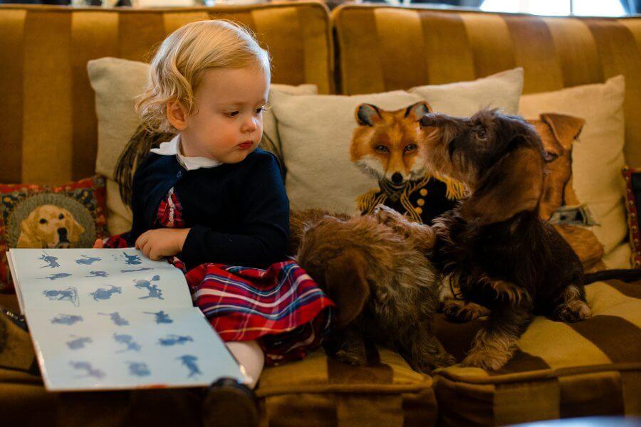 Een goede foto van gezellige kinderen rond Zevenaar - fotoshoot jouw gezin