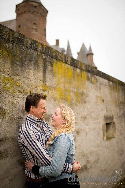 Loveshoot Kasteel Heeswijk - trouwlocatie