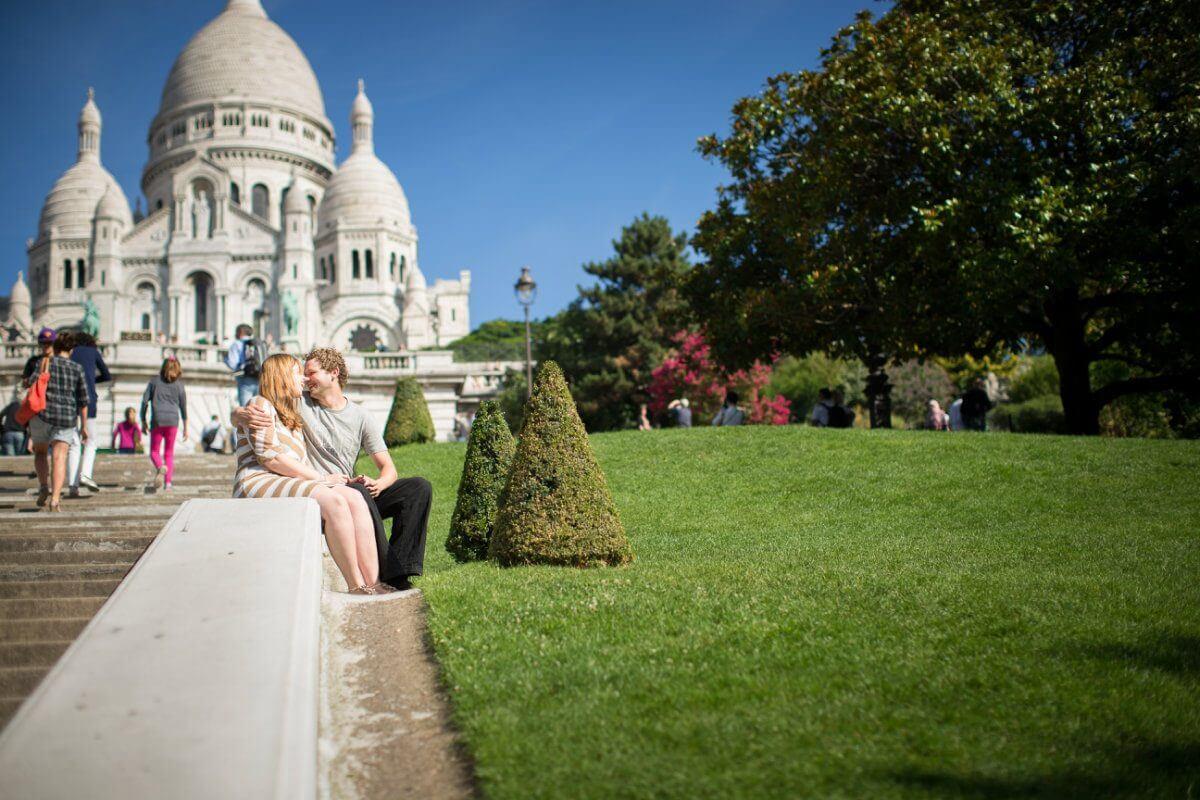 Loveshoot in Paris - september 2013