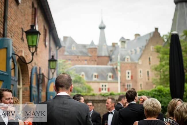 Trouwen Kasteel Doorwerth trouwlocatie bruidsfotografie Renkum trouwreportage-8