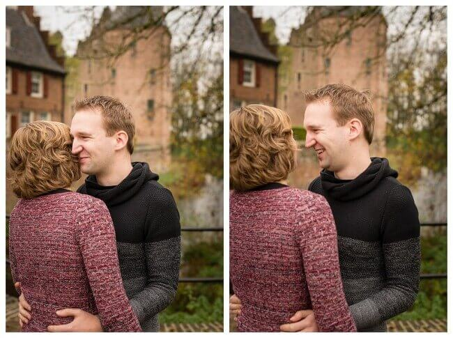 Mini Loveshoot Kasteel Doorwerth