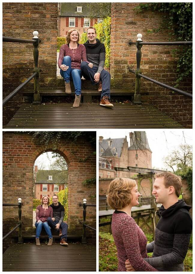 Loveshoot Kasteel Doorwerth - Trouwen - Groot Warnsborn - Arnhem