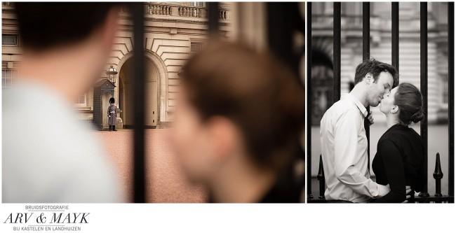Fotoshoot in Londen