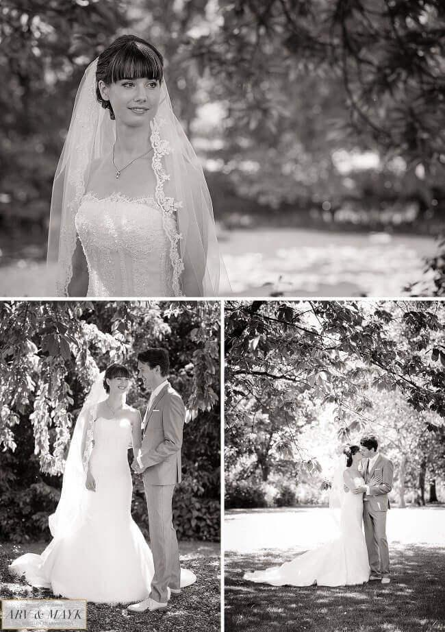 Bruidsreportage Slot Doddendael