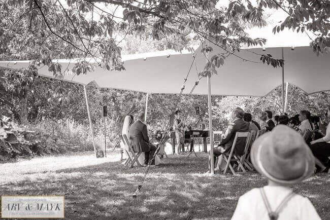 Buiten trouwen Gelderland bruidsfotografie