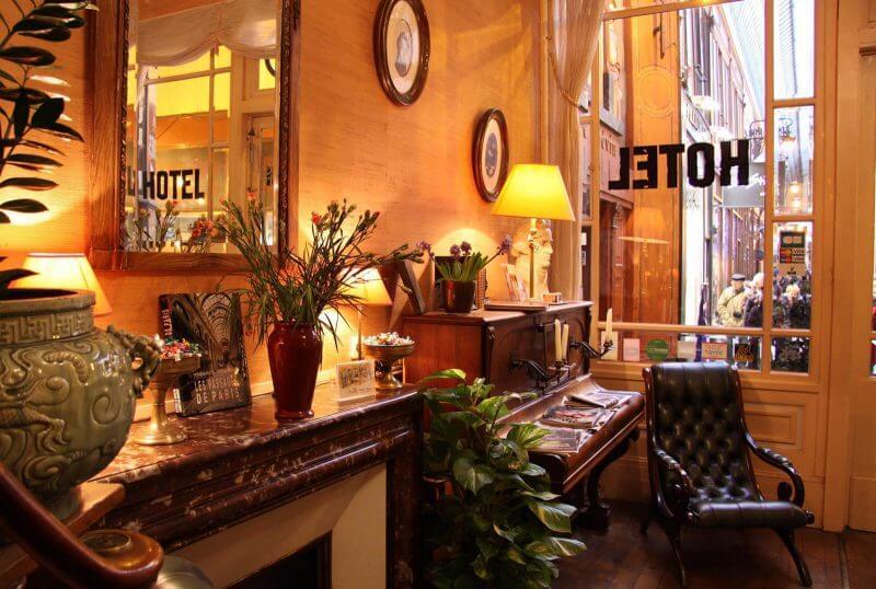 Meest romantische hotel in Parijs - Chopin Hotel
