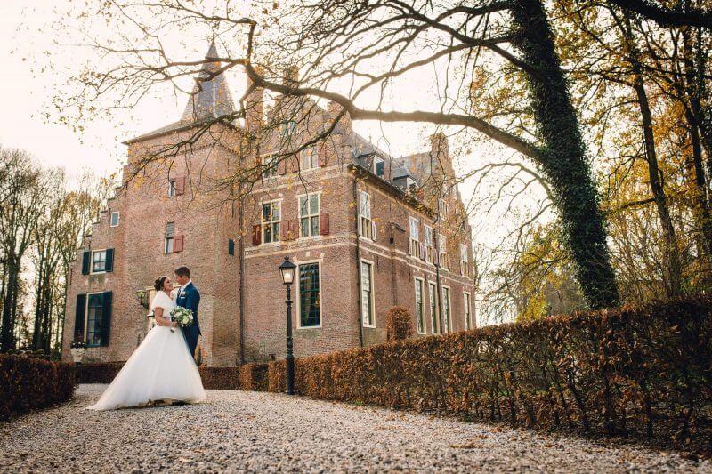 Bruidsfotografie Kasteel Wijenburg 08