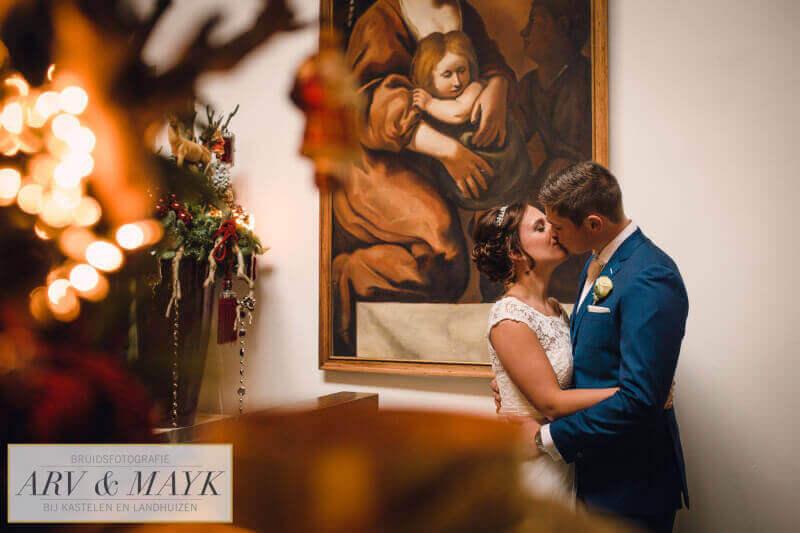 Bruidsfotografie Kasteel Wijenburg Trouwen 13