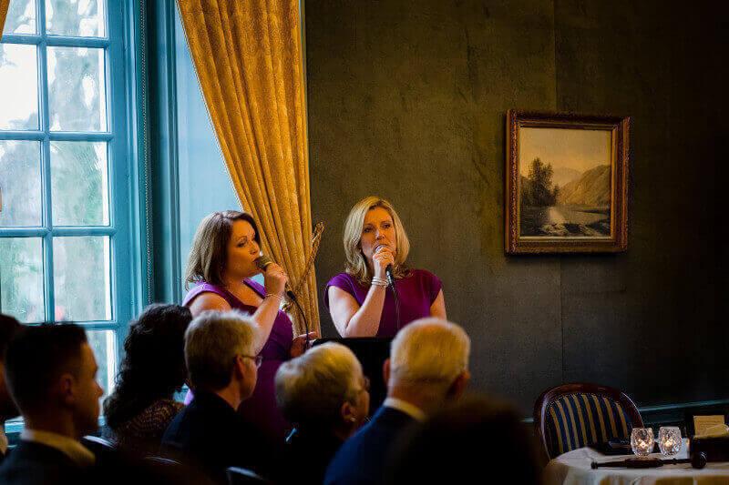 Muziek trouwceremonie Kasteel Wijenburg 15