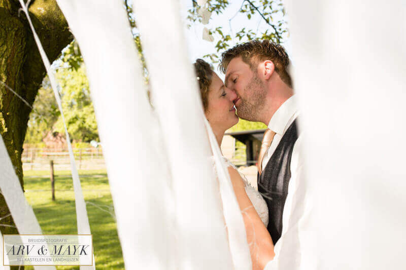 Bruidsreportage trouwen Gelderland4