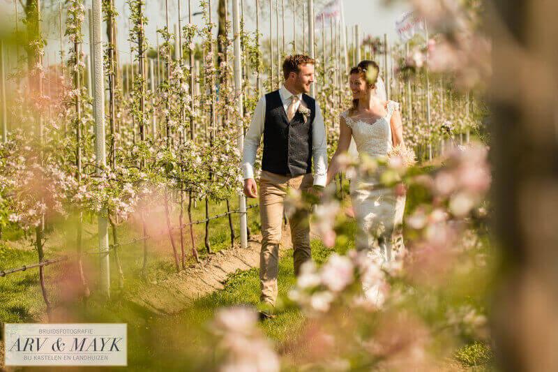 Bruidsreportage trouwen Gelderland6