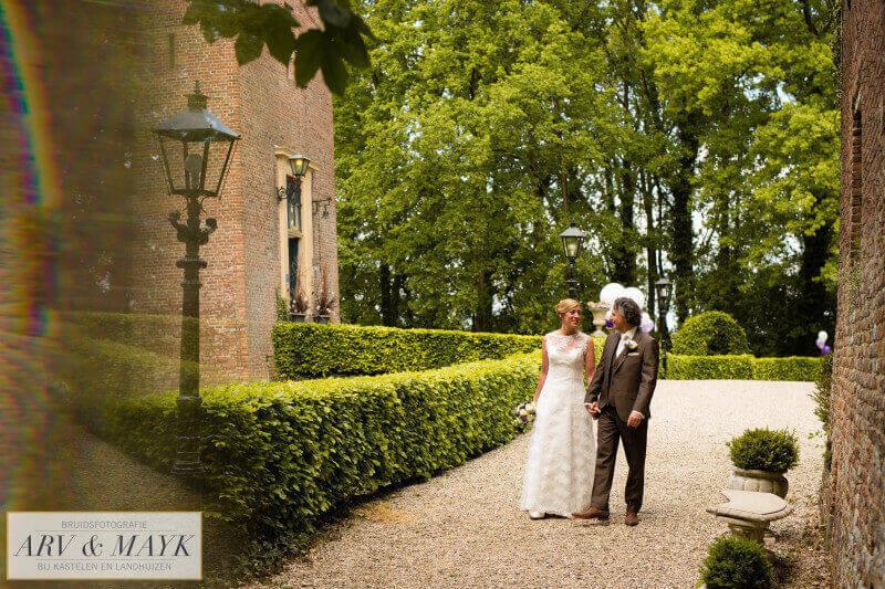 Trouwen bruidsreportage Kasteel Wijenburg_005