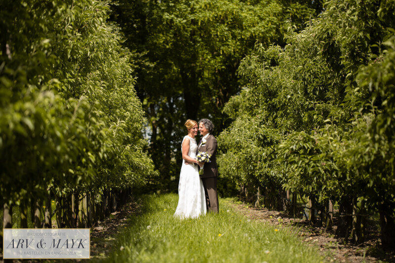 Trouwen bruidsreportage Kasteel Wijenburg_006