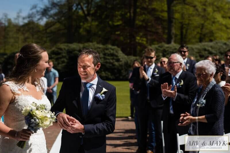 Sneak-Peak bruidsreportage Harderwijk en Landgoed de Salentein