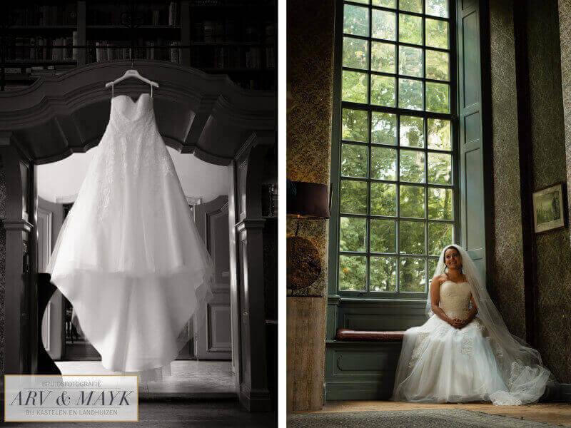 01 Bruidsreportage Trouwen Kasteel Wijenburg