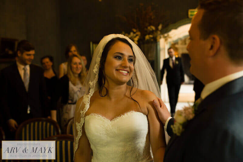 09 Bruidsreportage Trouwen Kasteel Wijenburg