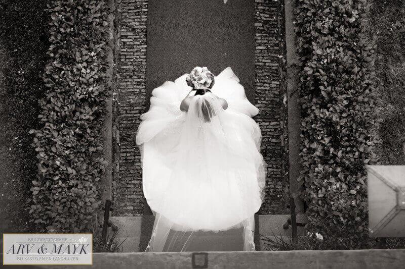 12 Bruidsreportage Trouwen Kasteel Wijenburg