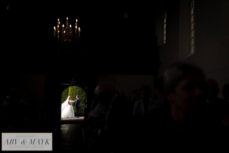 14 Bruidsreportage Trouwen Kasteel Wijenburg
