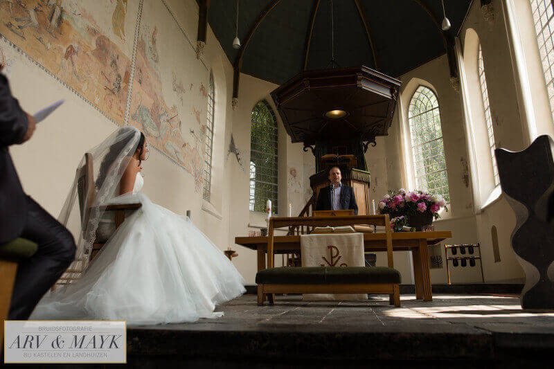 15 Bruidsreportage Trouwen Kasteel Wijenburg