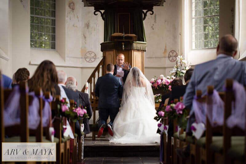 18 Bruidsreportage Trouwen Kasteel Wijenburg