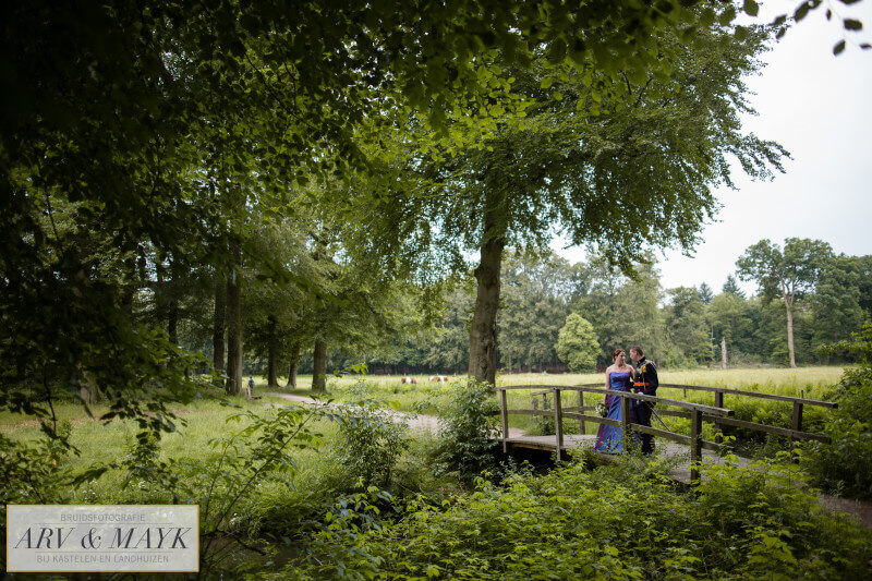 Buiten trouwen Landgoed Groot Warnsborn 06