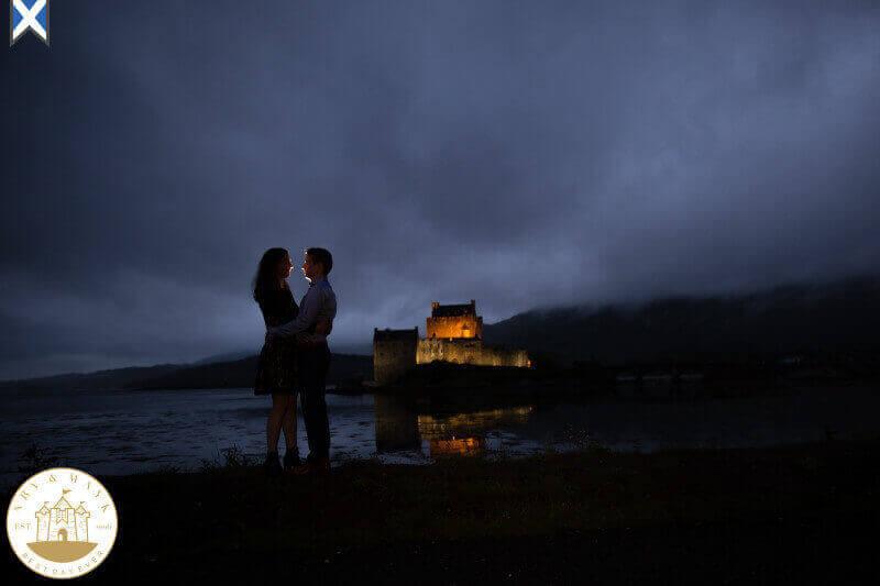 Scotland Destination Eilean Donan Castle Wedding Photographer 06