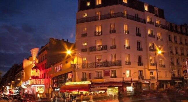 De 10 leukste hotels in Montmartre Parijs