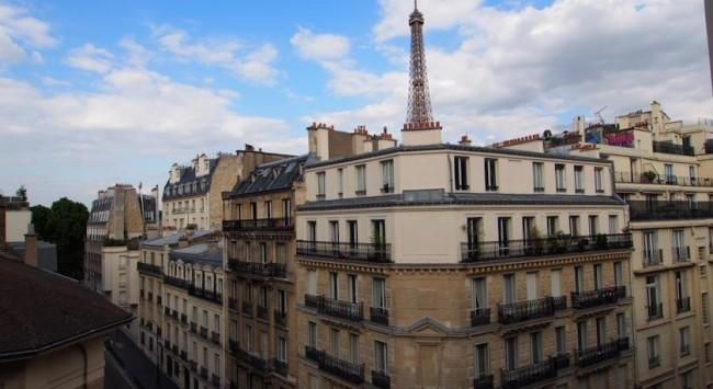 Appartement-Parijs-Eiffeltoren-Appartement Suite Beethoven