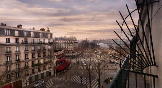 Hotel-Parijs-Eiffeltoren-Hotel-Prince Eiffel