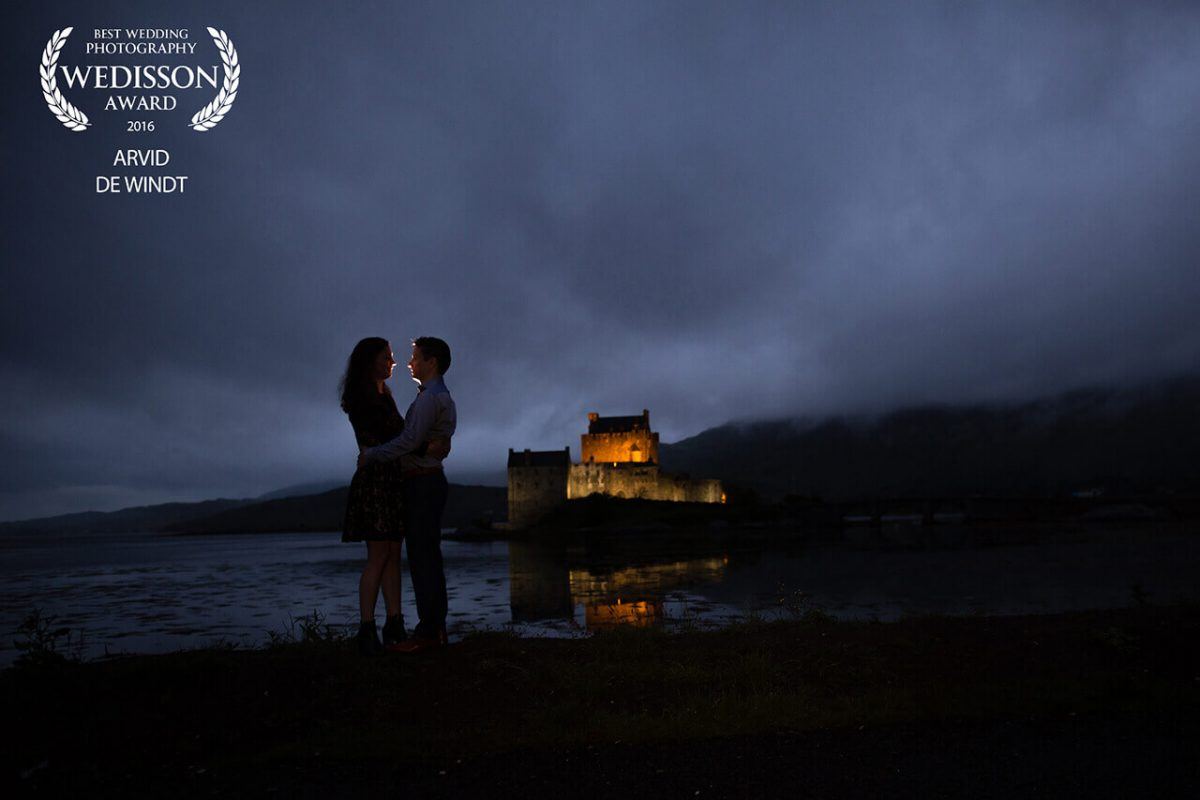 Loveshoot in Schotland award