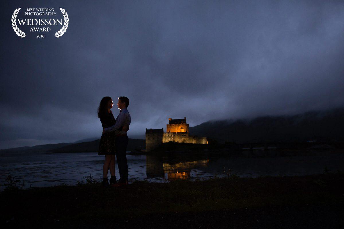 Loveshoot in het buitenland - Schotland