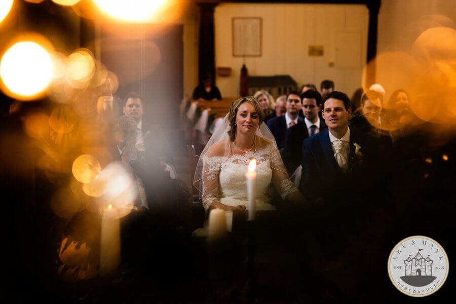 Winter Wedding bij Kasteel Wijenburg