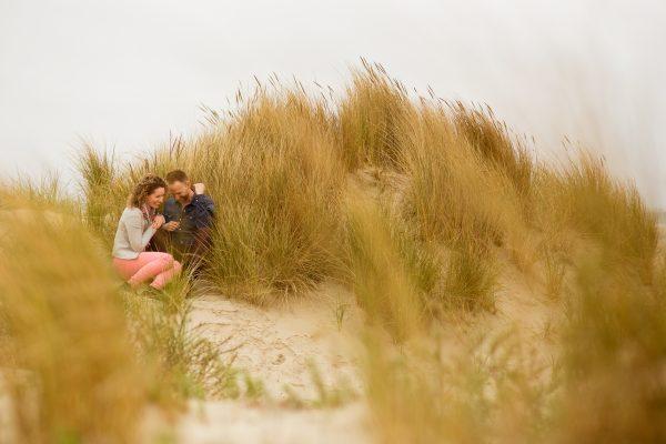 Loveshoot bij de 'Kwaaien hoek' bij Goedereede