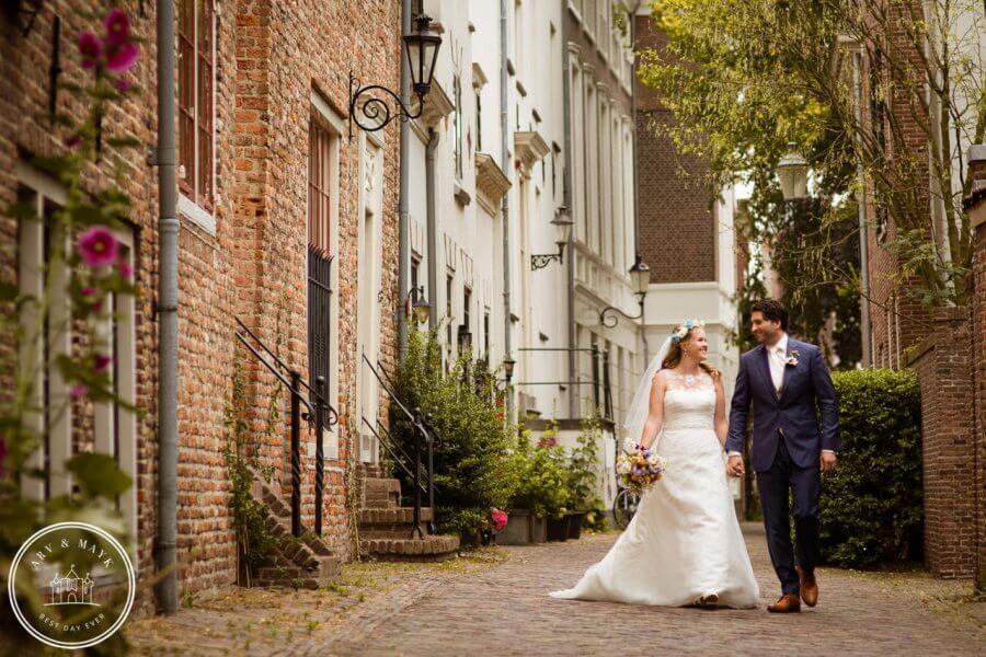 Bruidsfotografie Centraal Ketelhuis in Amersfoort