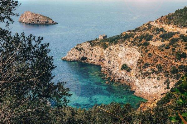 Bruidsfotografie Abdei van Isola – Toscane – Italië