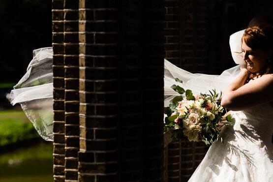 Bruidsfotografie Chateau Marquette