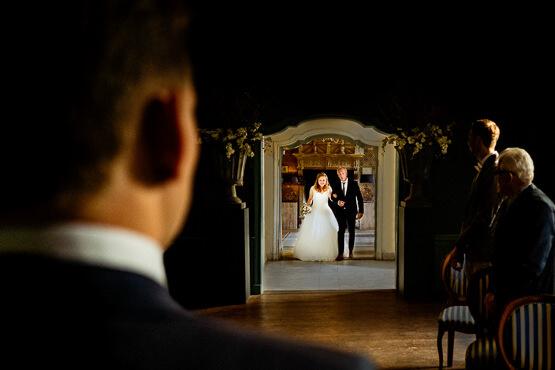 Bruidsfotografie Finley het Witte Huis