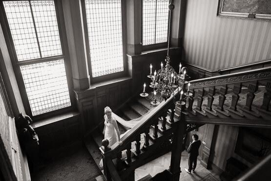 Bruidsfotografie Haarlemmermeerstation