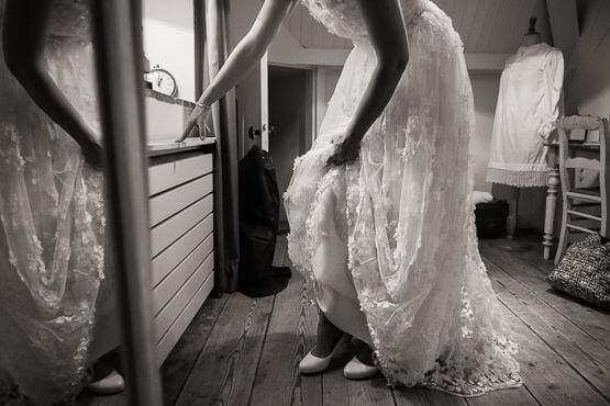 Bruidsfotografie Het Centraal Ketelhuis