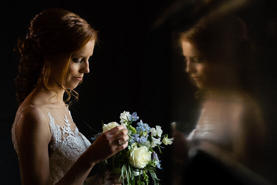 Bruidsfotografie Kasteel Sterkenburg