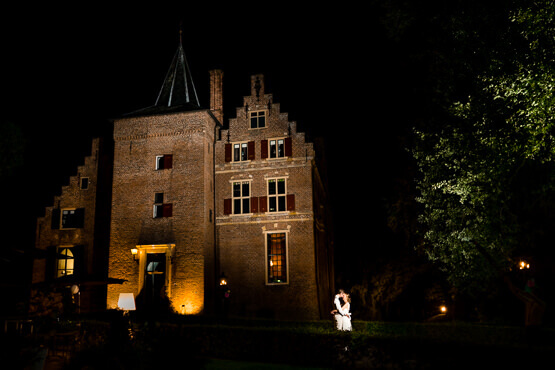 Bruidsfotografie Kasteel de Wittenburg