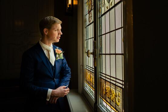 Bruidsfotografie Landgoed Groenendaal