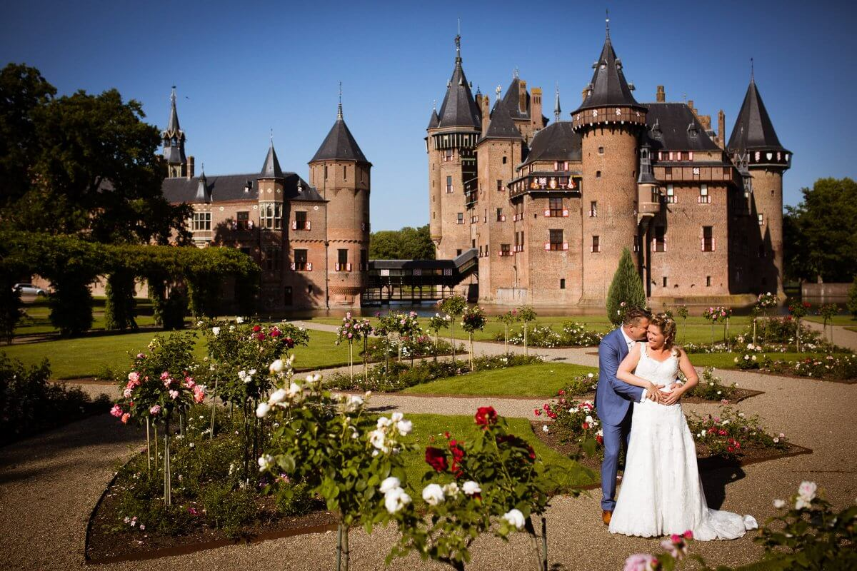 Wedding Venue de Haar Castle Netherlands Amsterdam Utrecht