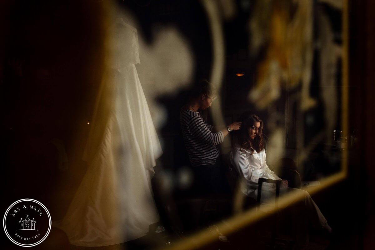 Trouwreportage trouwdag