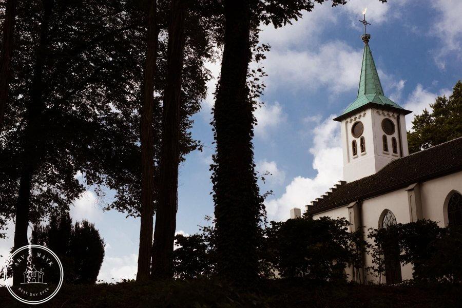 Trouwen bij het Witte Kerkje en Groot Warnsborn