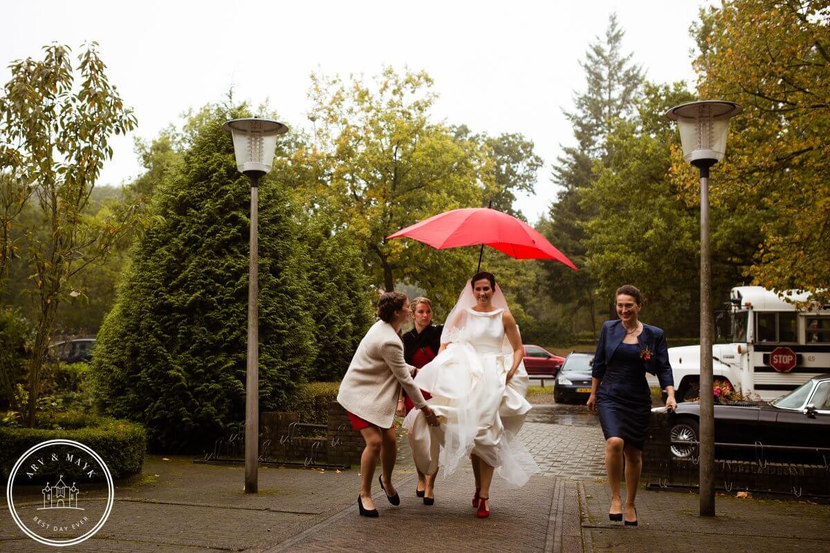 Bruidsreportage bruiloft