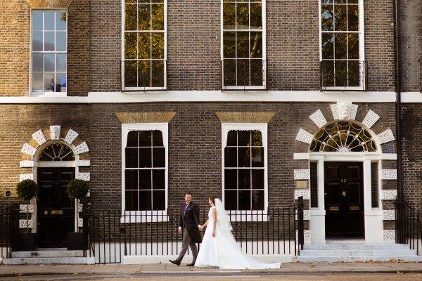 Bruidsfotografie in Londen
