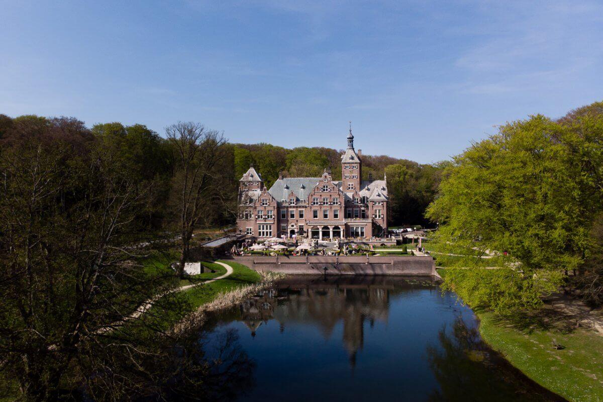 Wedding Venue Duin en Kruidberg mansion Amsterdam Netherlands